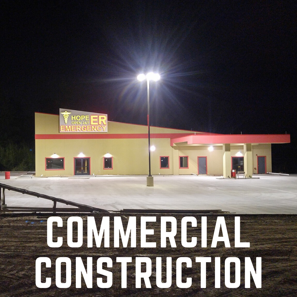 JB Crawford Commercial Construction