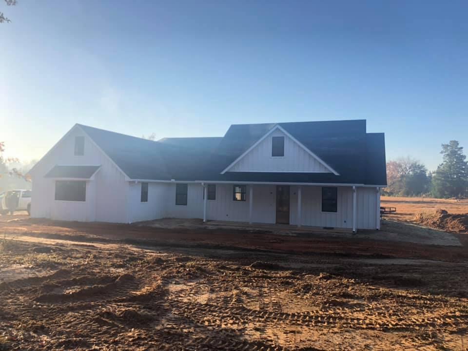 JB Crawford Custom Home