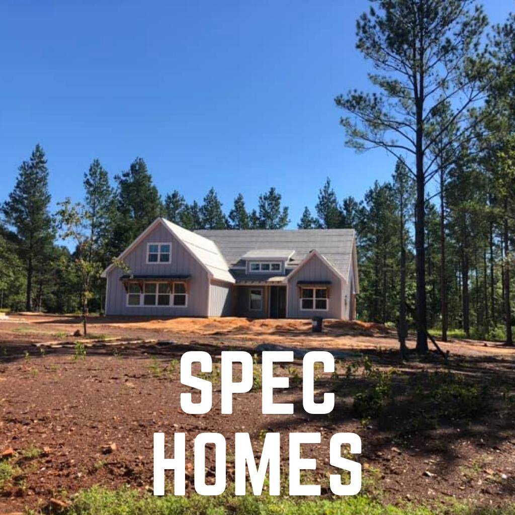 JB Crawford Spec Homes