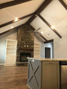Nacogdoches TX Living Room Remodel
